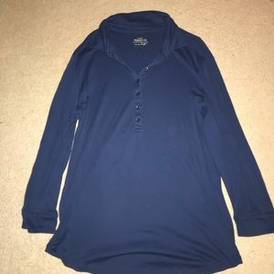 J crew perfect fit polo shirt